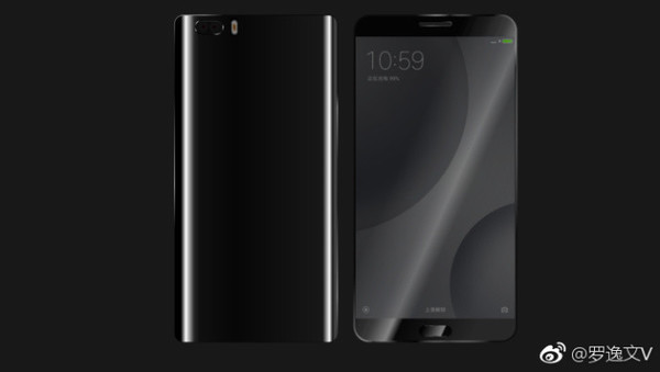 Imagem vazada Xiaomi Mi6