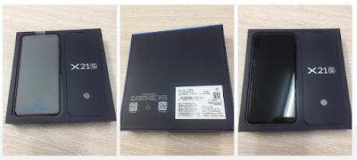 2018 Vivo V21S Bocor dengan RAM 6GB dan Kamera 12MP