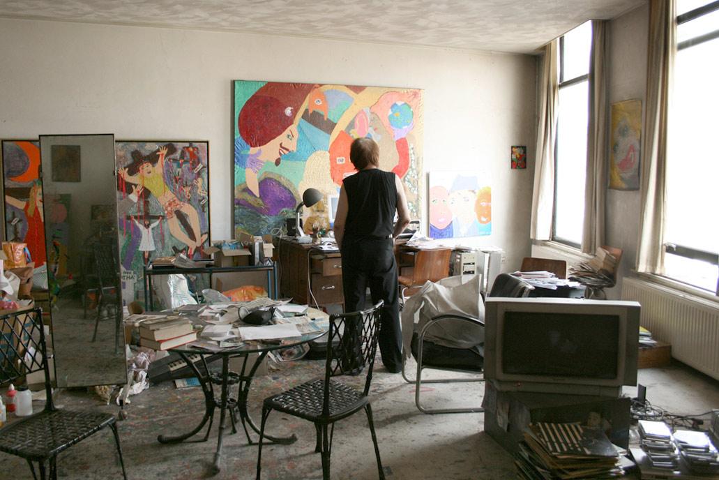 Atelierlog - Bron schilderijen ...