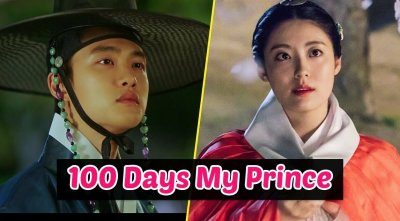 download film korea 100 days my prince subtitle indonesia