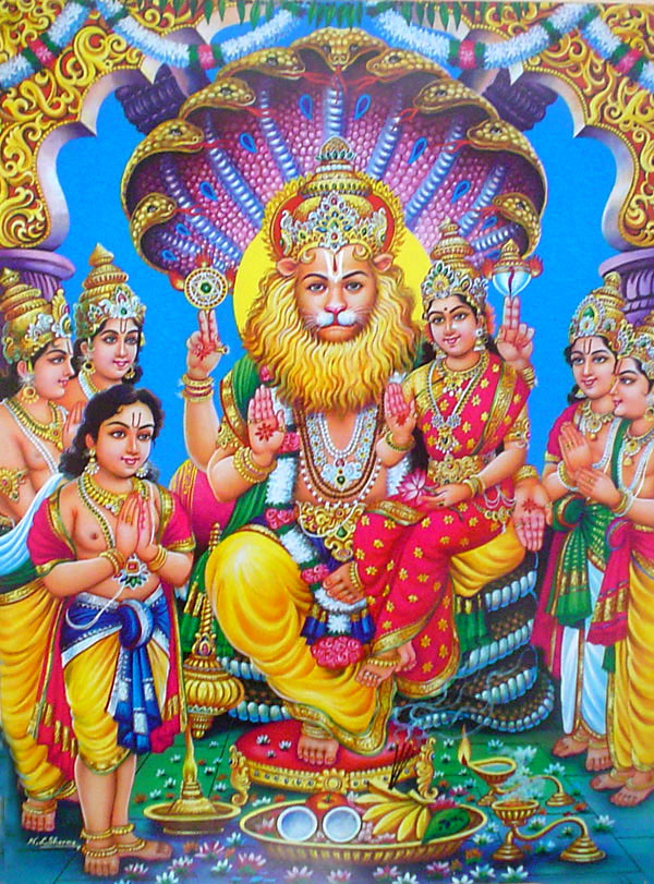 Lord Narasimha Miracle Images Photos Wallpapers Hd 2018 God