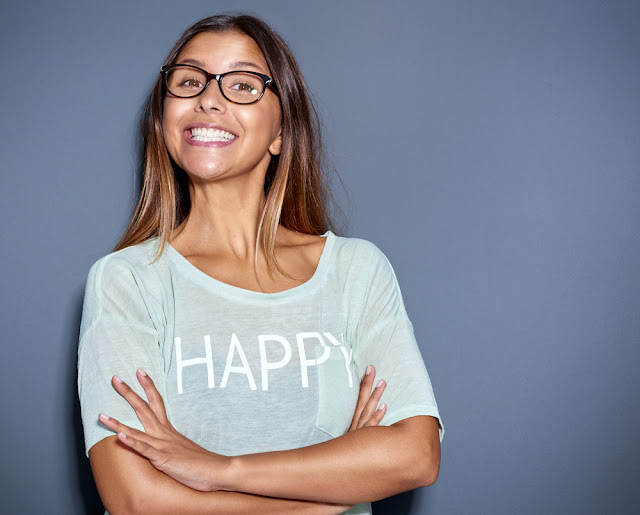 keep smiling is best way to lose weight in your face