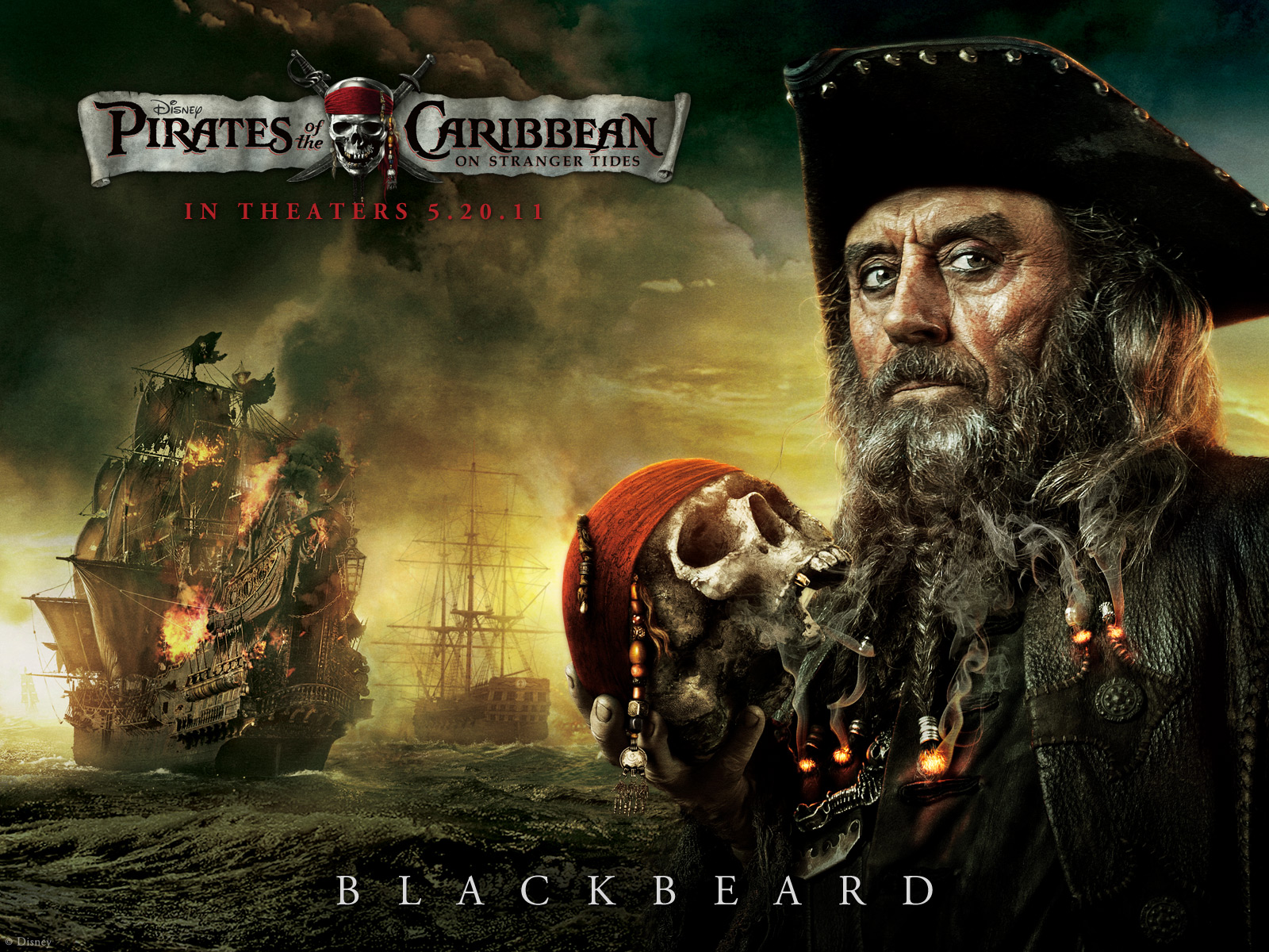 Pirats Of The Caribbean 4
