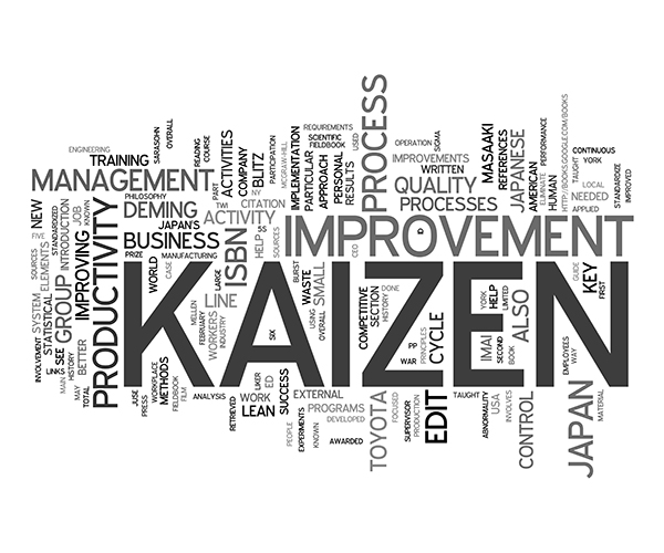 a lean journey kaizen mindset key principles of continuous improvement