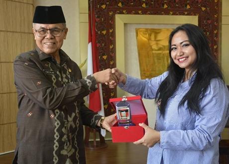 LIDA Indosiar Dapat Sambutan Positif dari Wawako Emzalmi