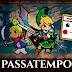 Passatempo Aniversário Meus Jogos / The Legend of Zelda