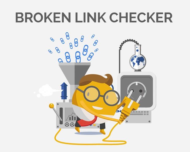 Ini Cara Mengecek Broken Link Di Blog Dan Cara Memperbaikinya Dengan Mudah