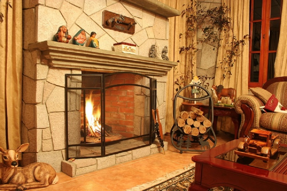 How To Build A Fireplace At Home