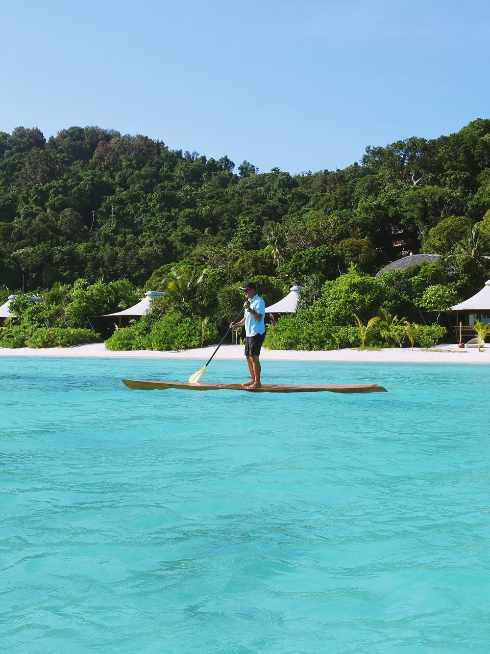 DELUXSHIONIST LUXURY TRAVEL - PULAU BAWAH PRIVATE ISLAND
