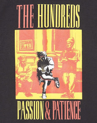 """Guns N' Roses Use Your Illusion I Inspired """"Rosey"""" T-Shirt by The Hundreds"""