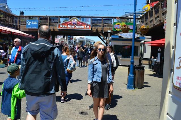 SFOtravelguide, SFOdaytrip, Pier39