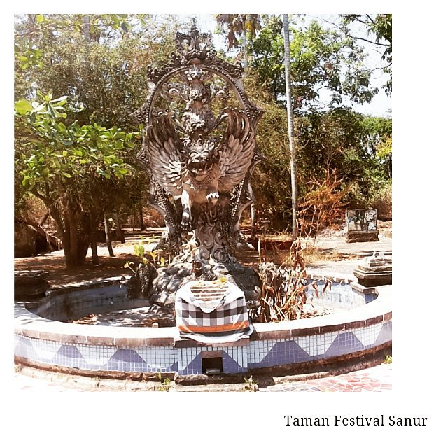 taman festival sanur bali