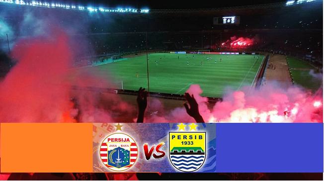 Persija Jakarta Tantang Persib Bandung di Stadion GBK