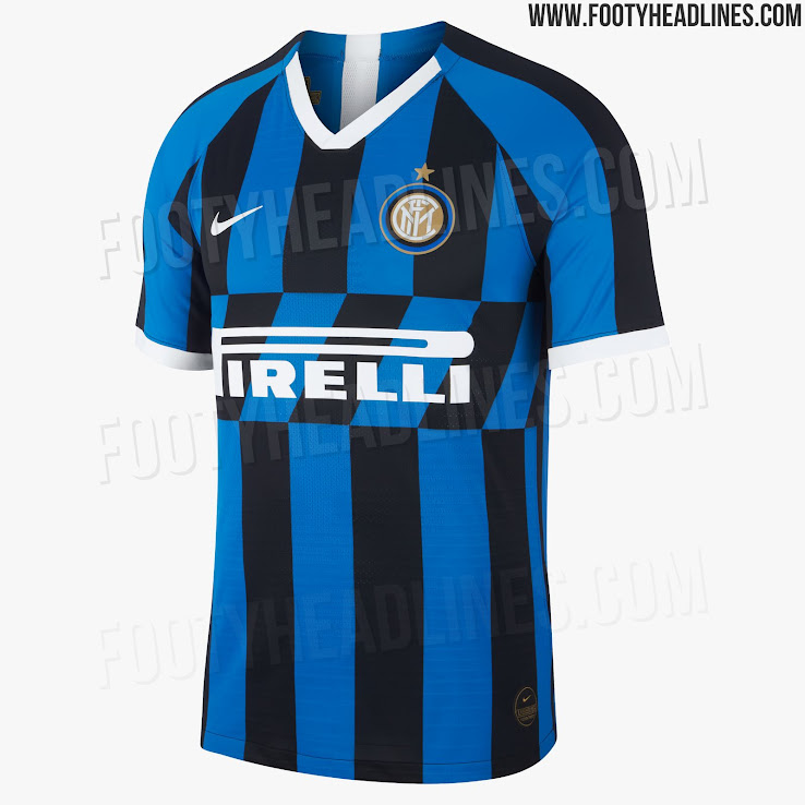 2ddce0e973 Juventus, AC Milan, Inter & Roma - All Serie A 2019-20 Home Kit ...