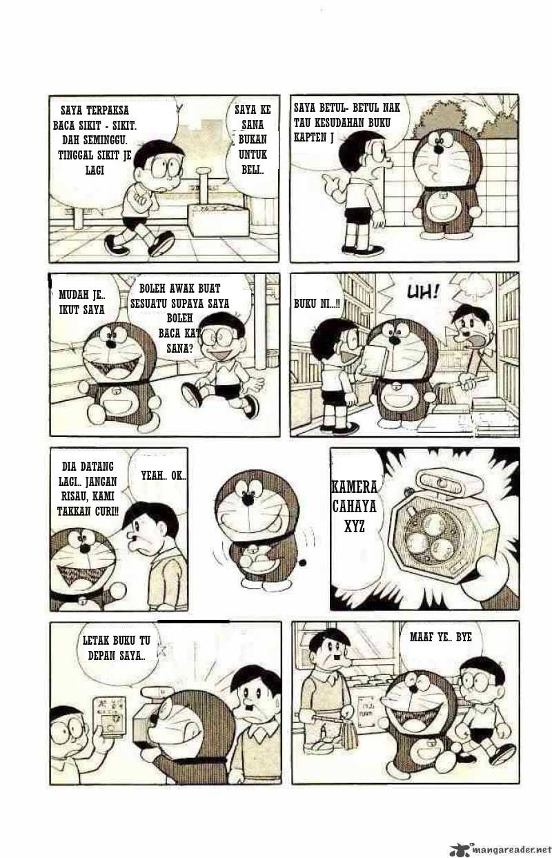 Komik Lucu Doraemon Berwarna Kolektor Lucu
