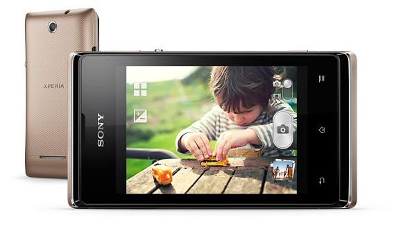Sony Xperia E, HP Android Jelly Bean Prosesor 1Ghz Single Core DUAL SIM Harga Murah