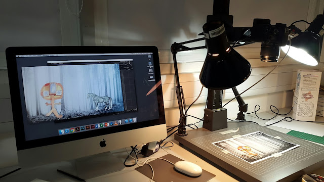 Whoopidooings Blog: Learning stop motion animation with Dragon Frame