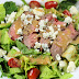 Keto Recipe: Steak Salad with Vinaigrette