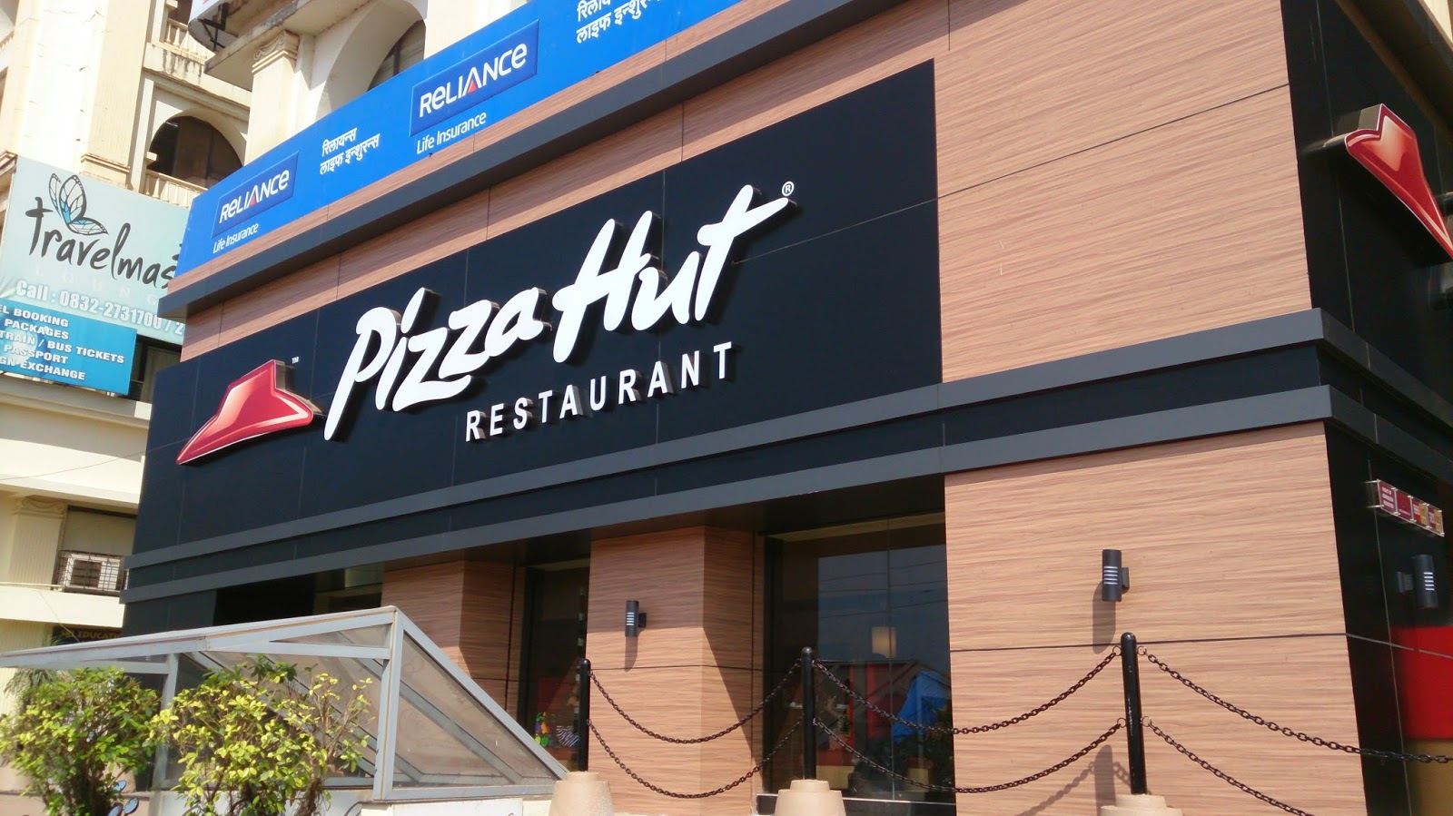 Pizza Hut Restaurant Margao Goa