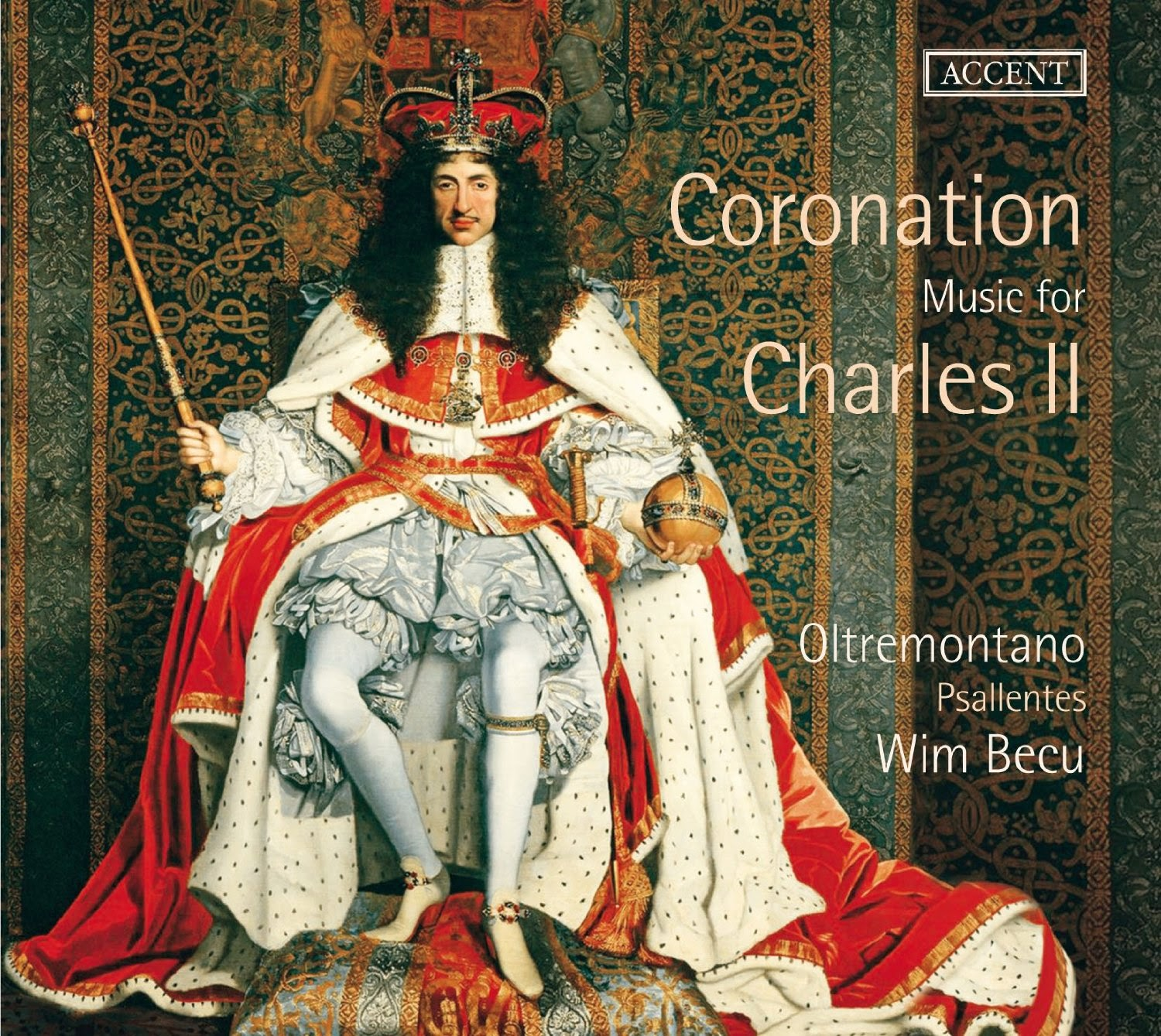 Coronation of Charles II