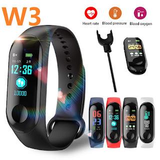 smart braccialetto watch sport 2019 W3