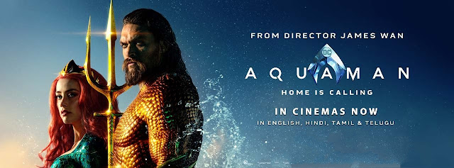 Aquaman (2018)  BluRay [Dual-Audio] [Hindi DD5.1 + English 5.1