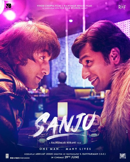 Sanju new upcoming movie first look, Poster of Ranbir Kapoor next movie download first look Poster, release date