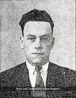 Percy Lee, the prisoner who escaped from Brisbane's Boggo Road Gaol in 1926.