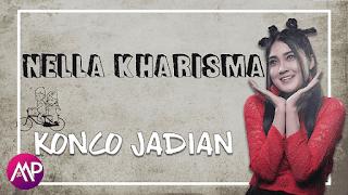 Lirik Lagu Konco Jadian - Nella Kharisma