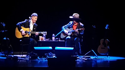 Robert Earl Keen & Lyle Lovett, March 18, 2016 Wilma Theatre Missoula