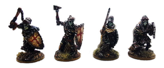 Undead Legion Hearthguard (Saga Age of Magic)