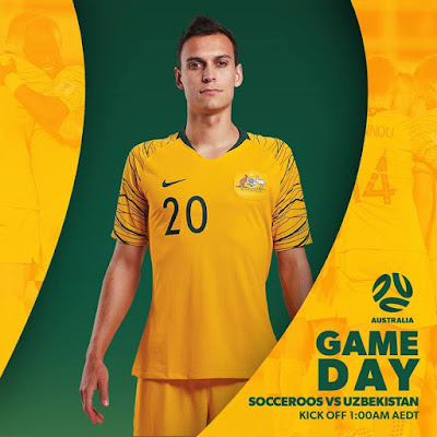 Australia vs Uzbekistan Live Streaming AFC 2019 (21.1.2019)