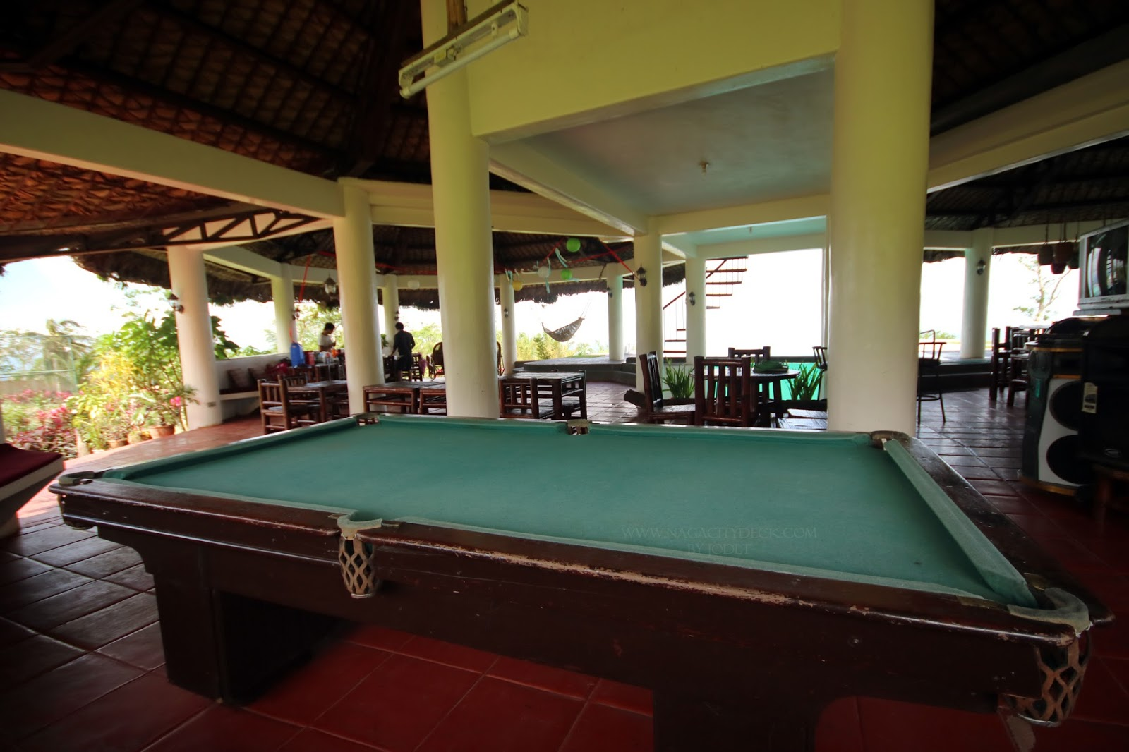 Stonehouse Gardens Resort Naga City Naga City Deck