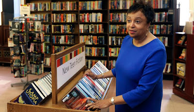fortune, world's greatest female leaders, women leaders, women of the world, feminism, feminist women, women 2016, Carla hayden, Librarian Congress
