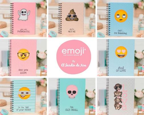 Nuevos Productos Emoji By El Jardin De Noa Asturlibros Blog