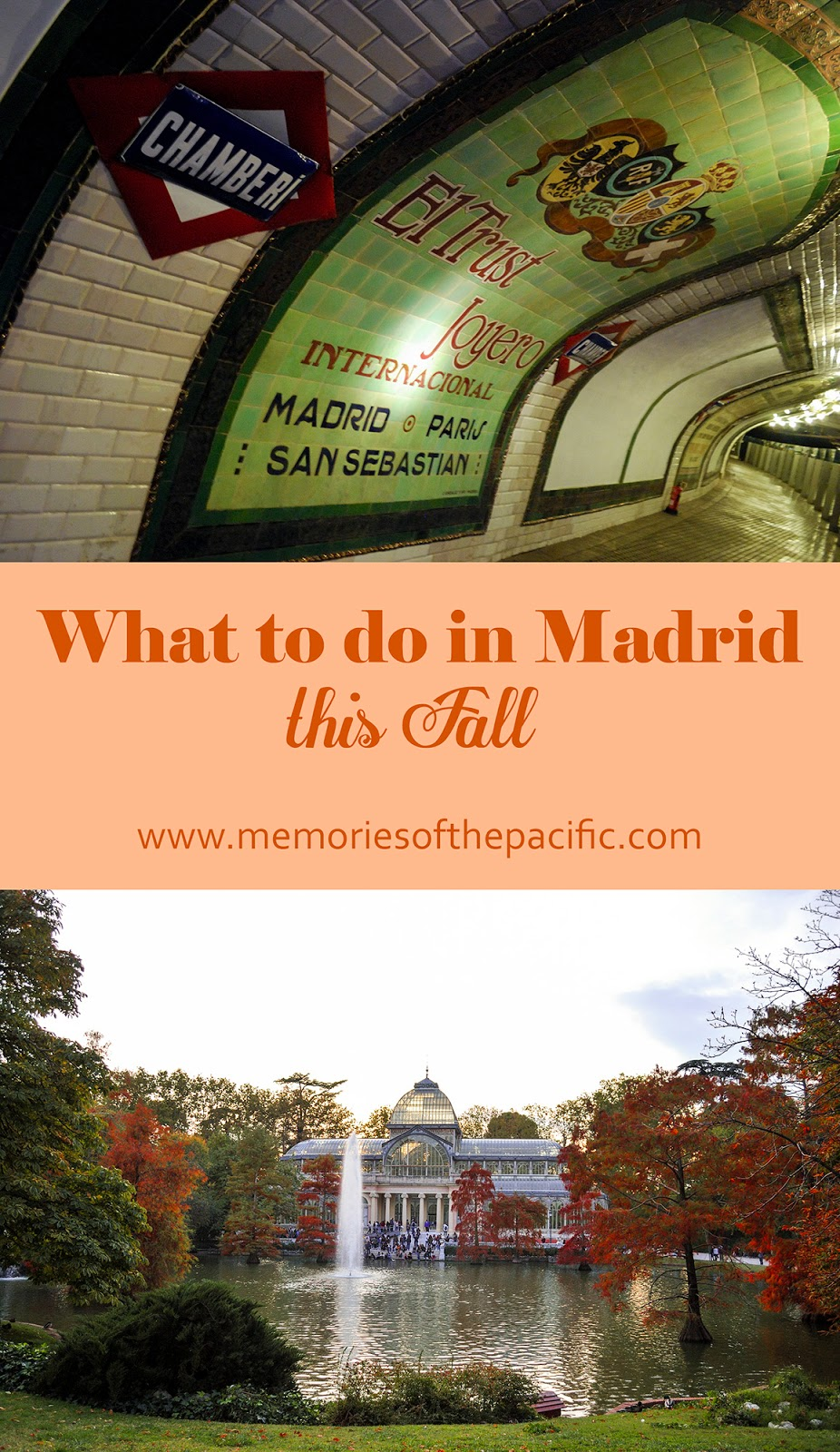 madrid spain guide autumn fall