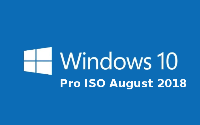 windows 10 pro v1803 iso