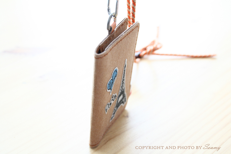 How to Make Easy Faux-Leather Gift Card Wallet. Cool DIY Ideas for Fun and Easy Crafts