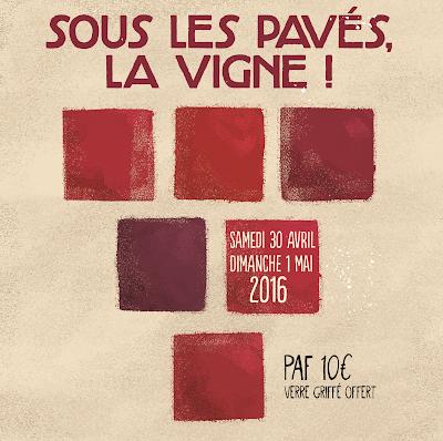 blog vin beaux-vins sous les pavées la vigne paris