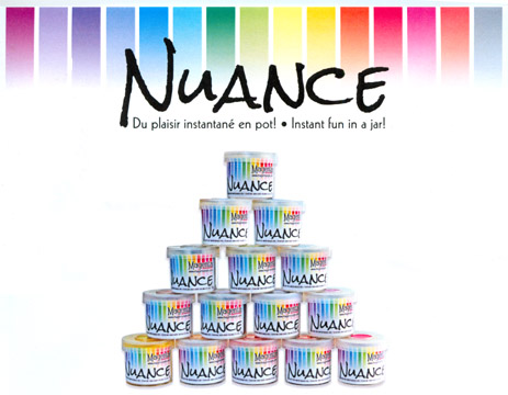 Lost Coast Designs carries Nuance by Magenta!