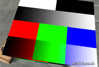 gta sa color test cube real linear graphics cores realistas