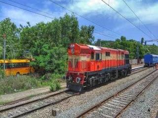 India Handed over 10 Broad-Gauge Railway locus to Bangladesh