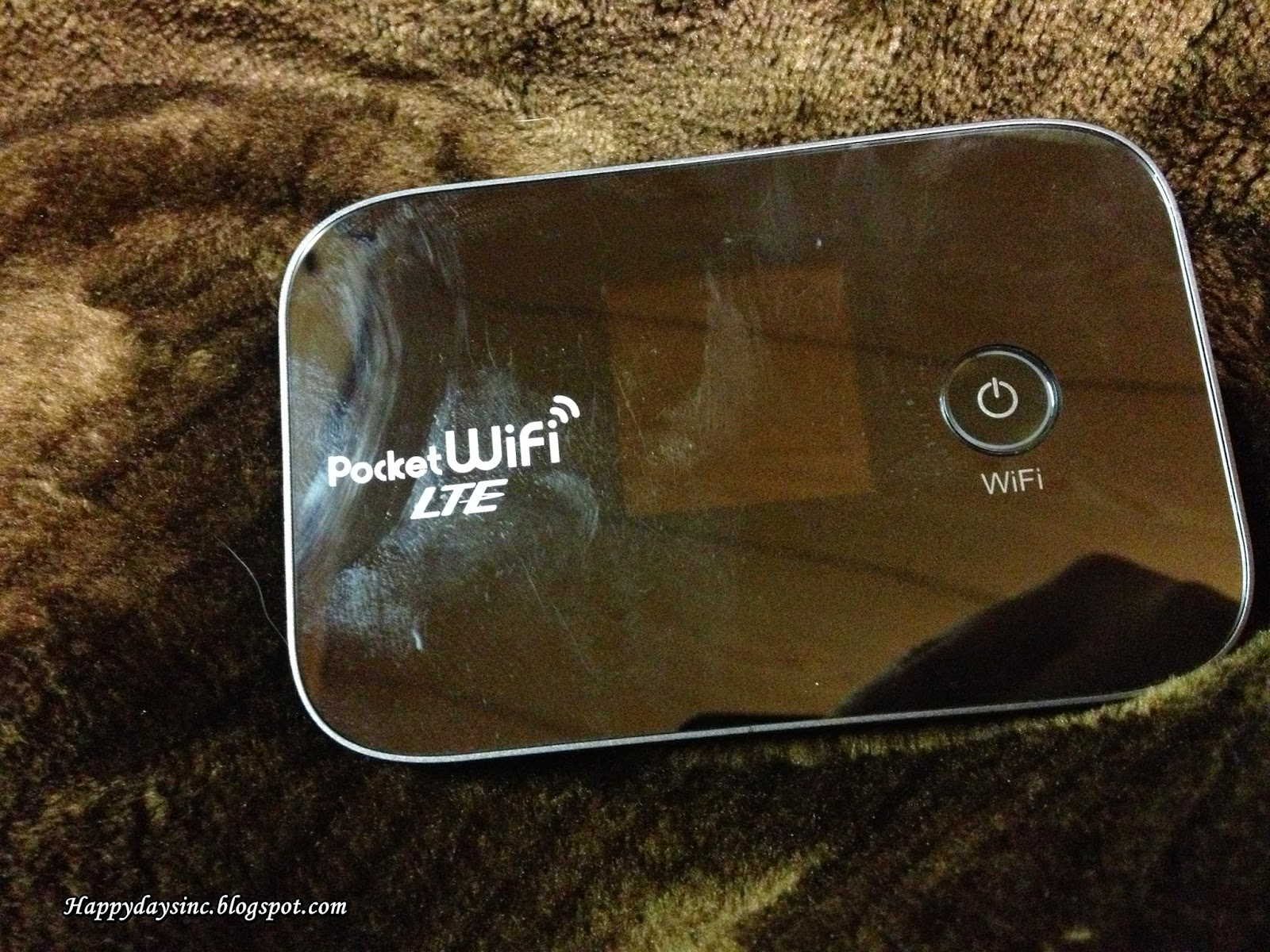 Sugoi Days: Japan 2014: Portable Wifi Router Japan Wireless