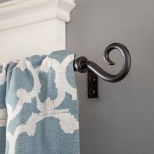 adjustable curtain rod brackets glitch