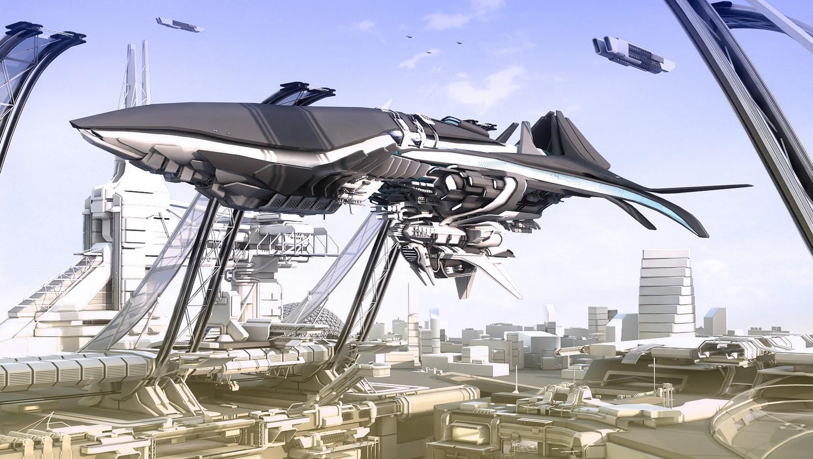 spacecraft of the future - photo #37