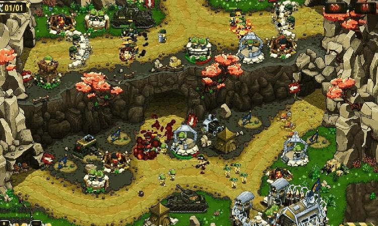 تحميل لعبة War Heroes الجديده للاندرويد