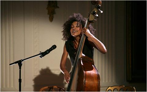 Lance's Blog: Esperanza Spalding - Some of the finest, most melodic