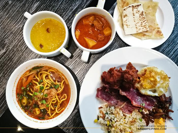 Dorsett Kuala Lumpur Review Buffet