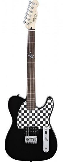 Đàn Guitar Điện Squier Avril Lavigne Telecaster BK
