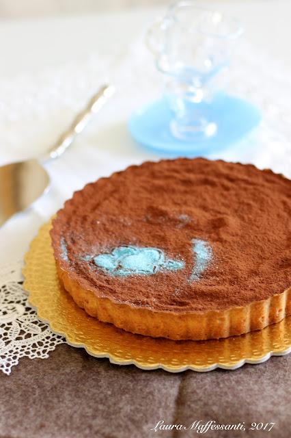 crostata cioccolato ricetta
